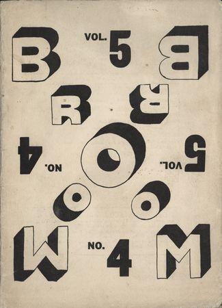 El Lissitzky, Broom