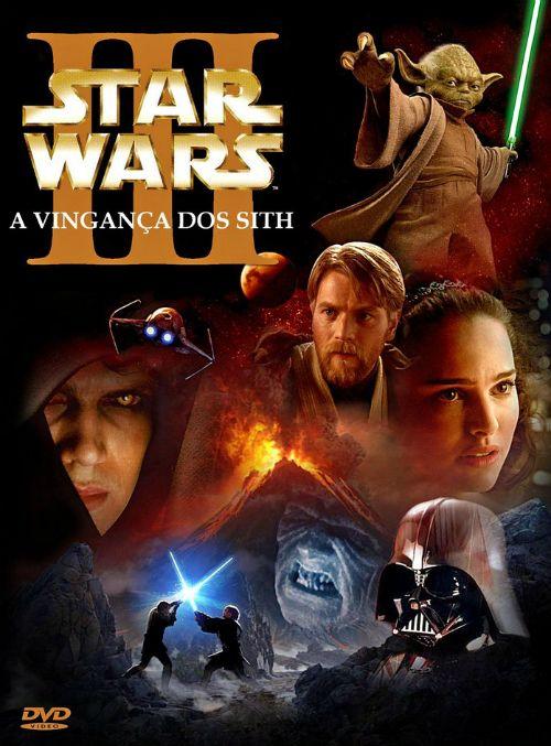 Assistir online Filme Star Wars: Episódio 3 - A Vingança dos Sith - Dublado - Online | Galera Filmes