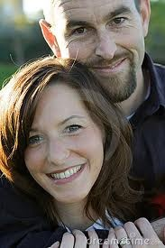 Tracey and her  Husband Danny