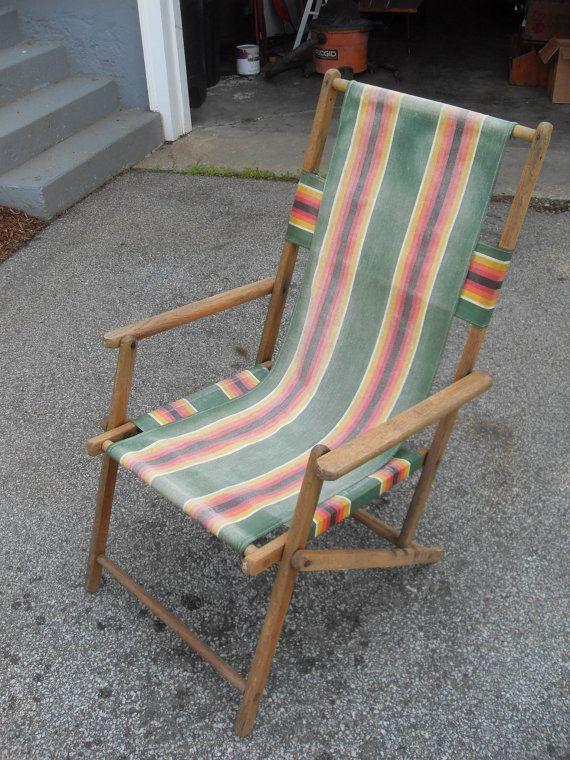Les 25 meilleures id es de la cat gorie chaises de plage for Chaise longue pliante legere