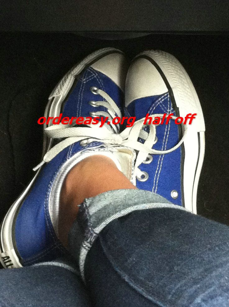 blue converse sneakers are so nice for girls in summer 2014      Discount #Wholesale for Grils in Summer  2014