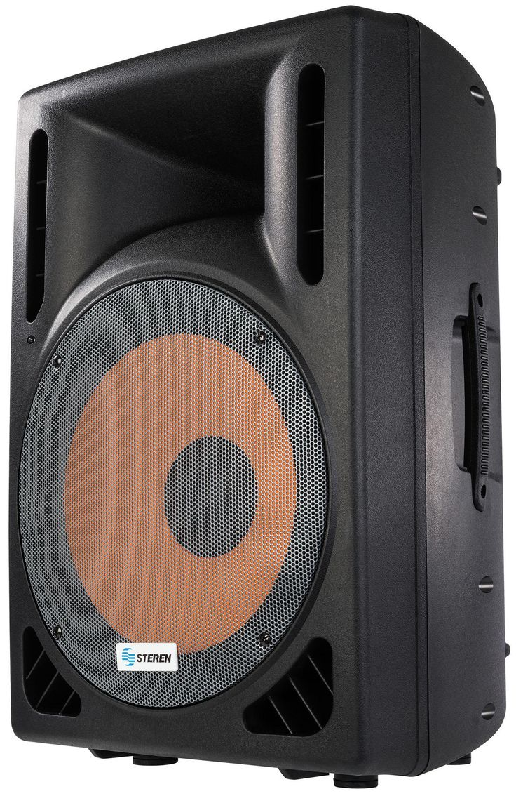 """Professional amplified subwoofer 12"""", 2500 Watts PMPO and Bluetooth (BAF-1287BT)"""