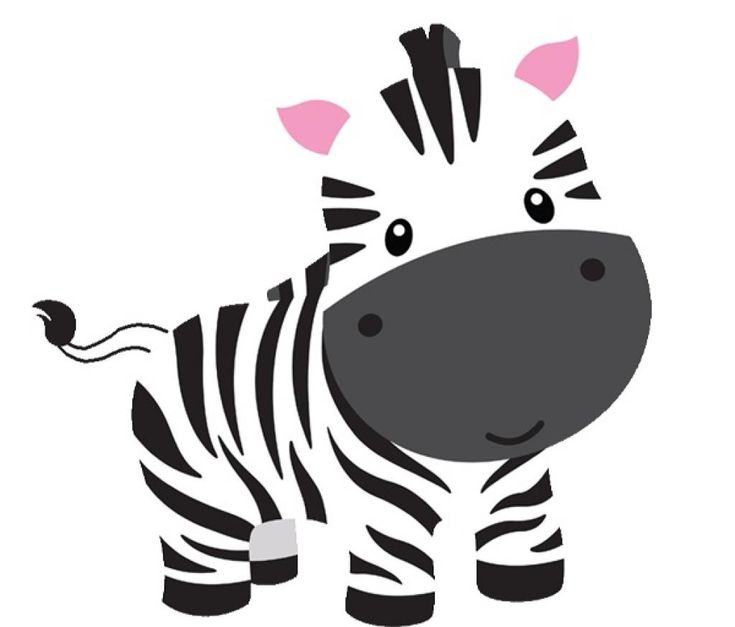 Top 10 Shower Zebra Clipart Print Baby Drawing