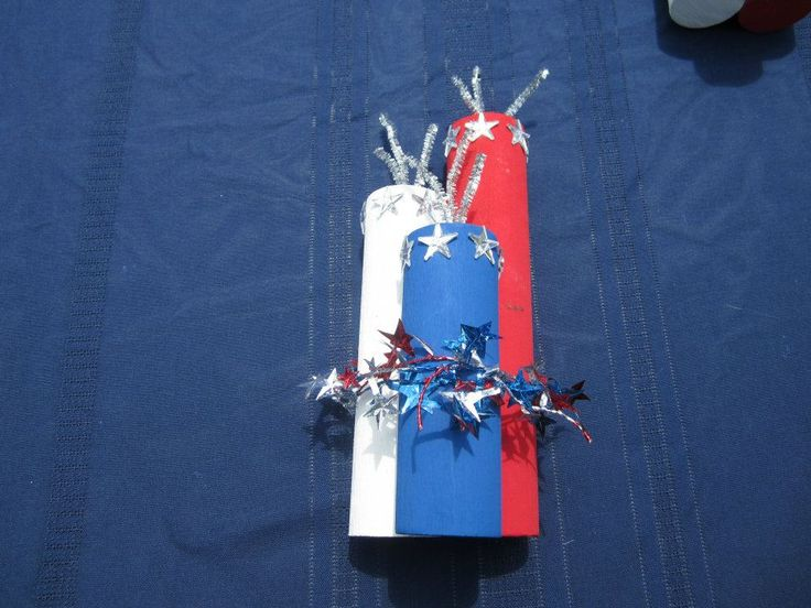 This makes a great decoration for your 4th of July party. $10 each plus shipping. We can ship asap.