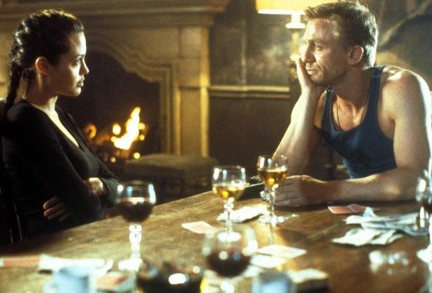Daniel Craig in Tomb Raider