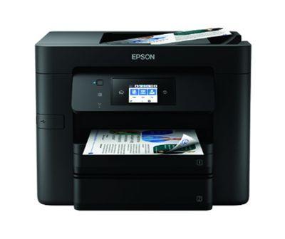 Epson WorkForce Pro WF-4730DTWF Drivers Download