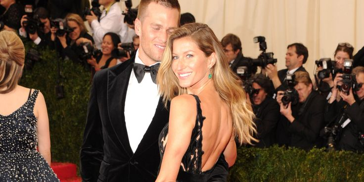 No bread, sugar, coffee, or fun for Gisele and Tom.​
