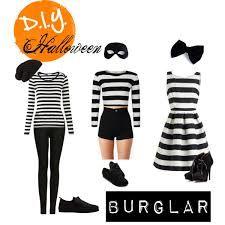 burglar costume diy