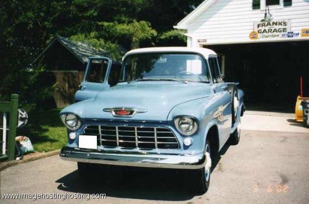1955 chevrolet pickup for sale | 1955 Chevy Pickup Trucks ...