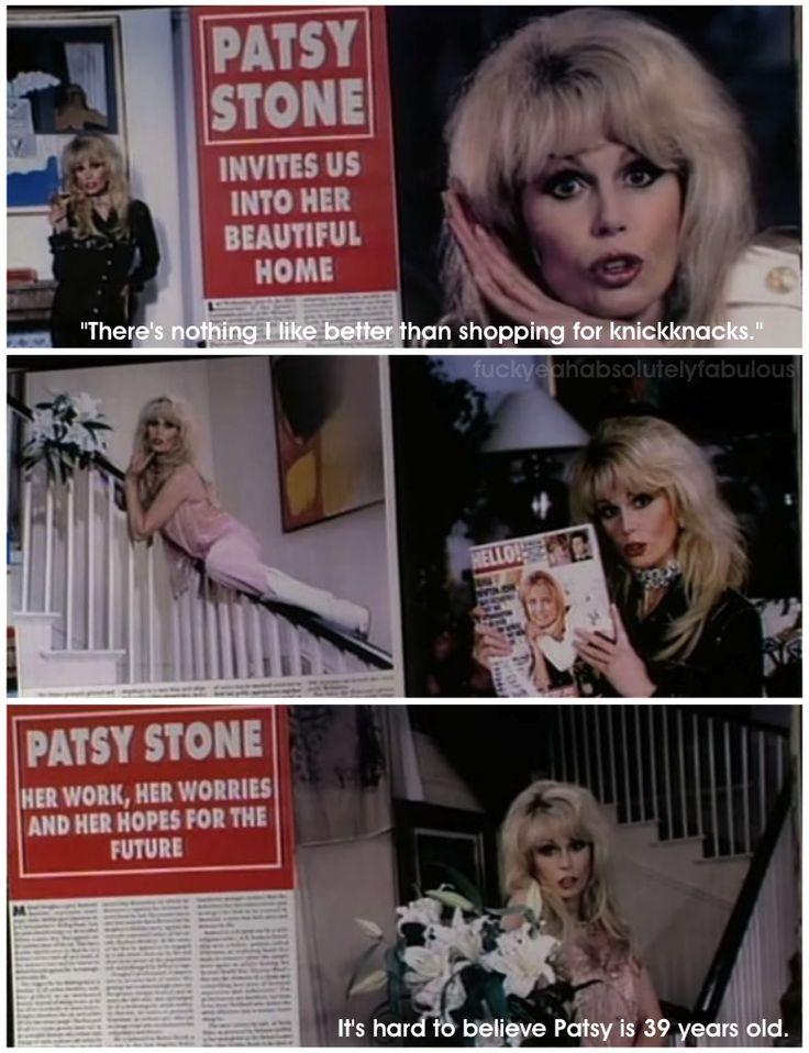 Patsy Stone Lol