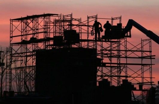 Pin now read later. U.S. construction spending hits highest level in 5.5 years. Find this article and more on OWNZONES Reuters: Business channel.