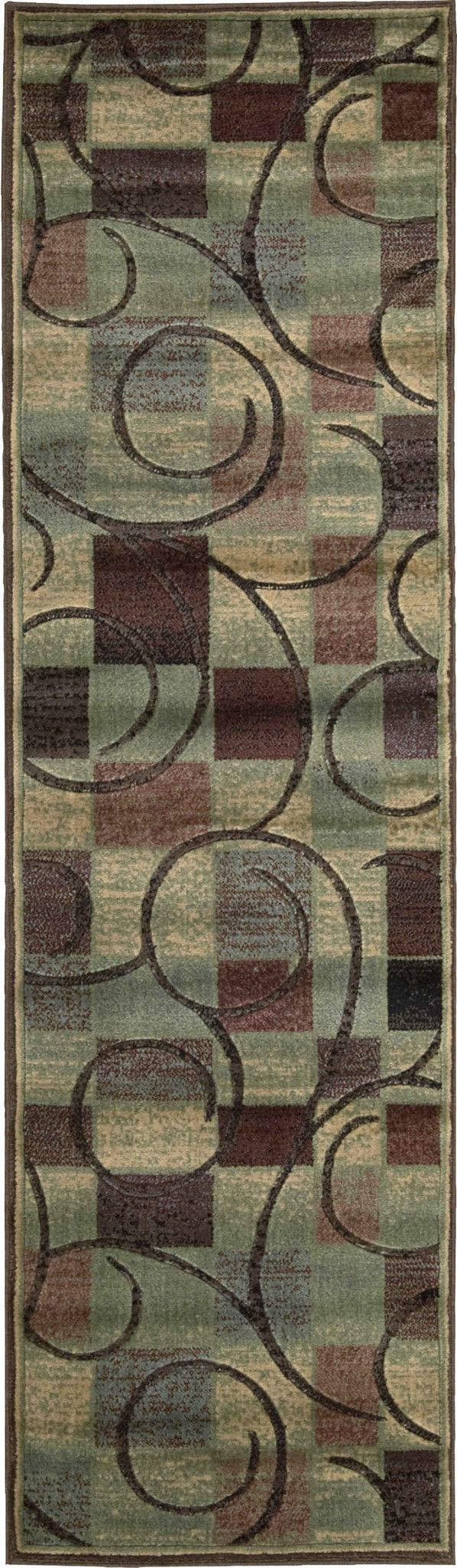 Nourison Rugs Expressions XP01 Brown
