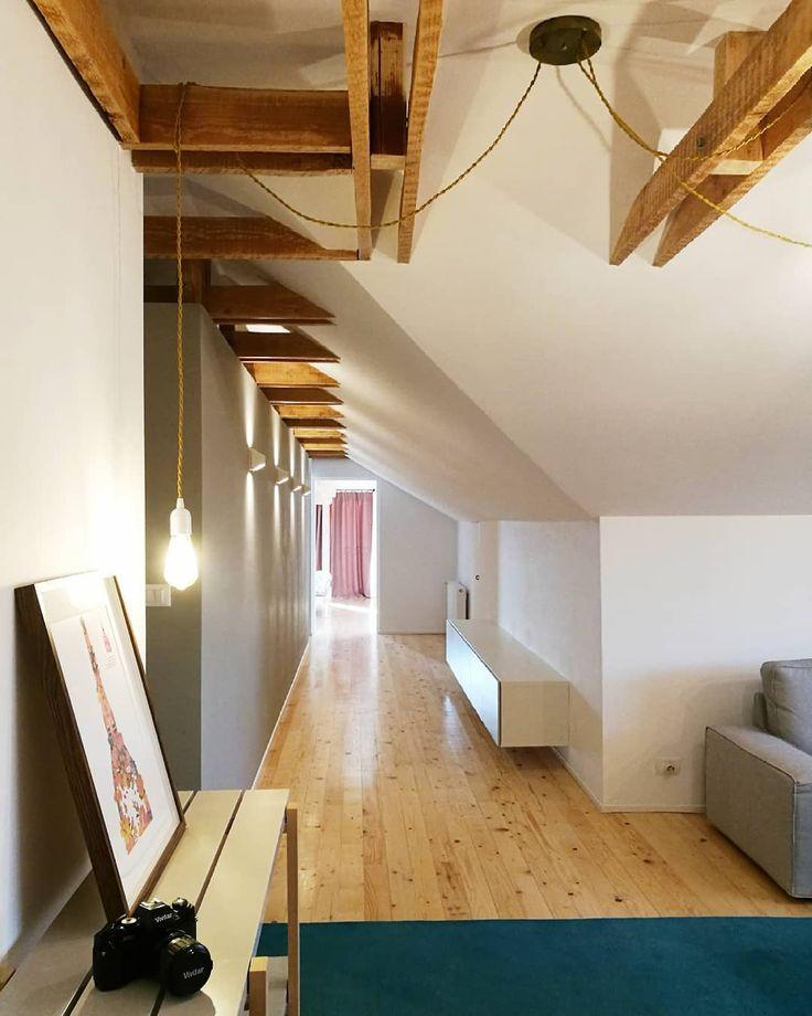 #atticdesign  #newproject  #postolachezahalca   #ourwork  #interiorandhome  #wood  #light  #hallway  #minimal  #keepitsimple  #cosy  #interiors123  #ypperlig  #ikea  #architecture