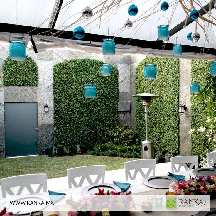 ¡Follaje artificial para crear espacios envidiables!  Recibe nuestro catálogo de follaje y plantas artificiales enviándonos un correo con tu nombre a ventaspolanco@ranka.mx    *Envíos a todo México de 3 a 7 dias hábiles*   www.ranka.mx Ventas por teléfono➜ 01800 9530 689