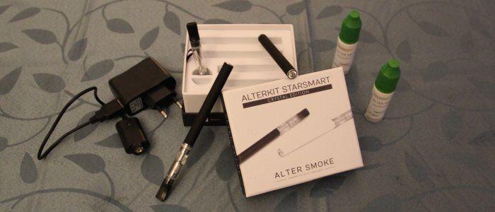 Test de la cigarette électronique AlterSmoke Crystal Edition. Nos impressions et décryptage de ce produit tendance.