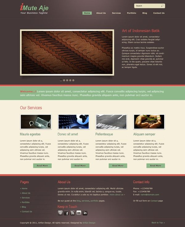 107 best images about free website templates on pinterest