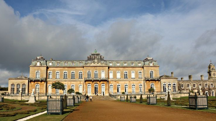 It's been a while since we've used our English Heritage membership, but when we visited my in-laws over the half-term break, we finally had the chance to use it. Wrest Park is a lovely …
