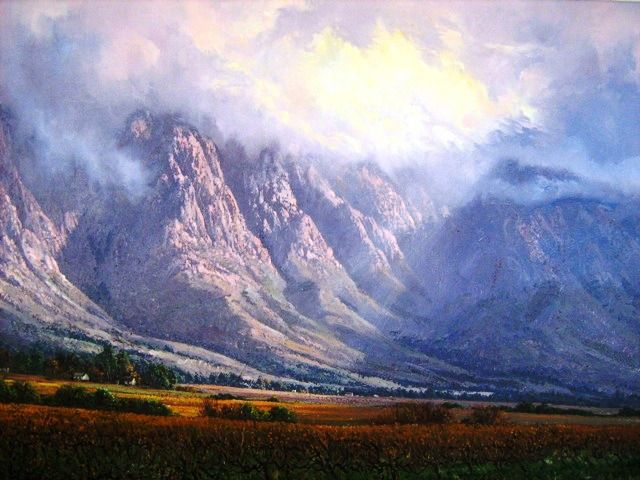 hugo naude - Mountains
