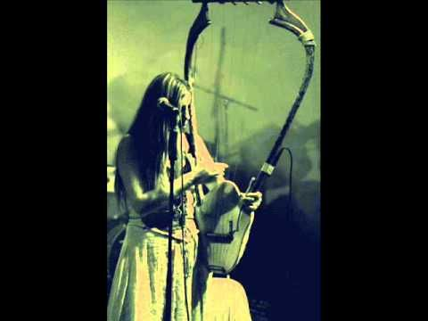 Daemonia Nymphe (Δαιμόνια Νύμφη) is a Greek music band established in 1994 by Spyros Giasafaki and Evi Stergiou. The band's music is modeled after Ancient Greek music and is often categorized as ethereal, neoclassical, neofolk, or gothic.