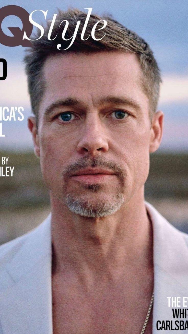 Brad Pitt GQ 2017