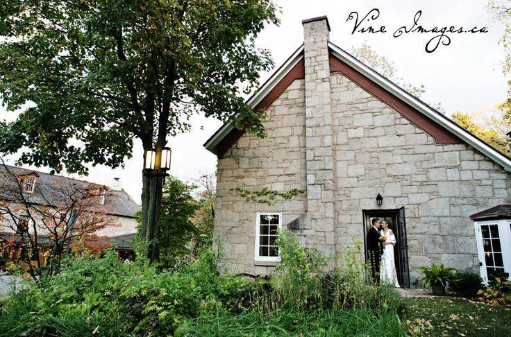 Ontario Wedding Venues: Ancaster Mill