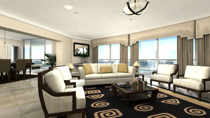 Incredible Amazing Designer Living Rooms On Living Room With ...