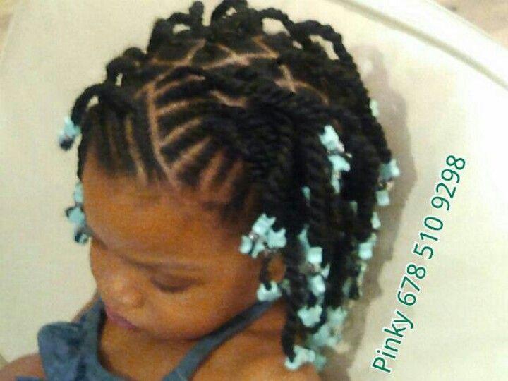 Baby Hair Styles Braids: Natural Hairstyles-Children