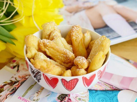 Яблоки фри / Фруктовые закуски / TVCook: пошаговые рецепты с фото