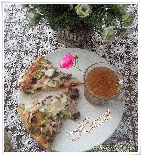 Orjinal Pizza Tarifi