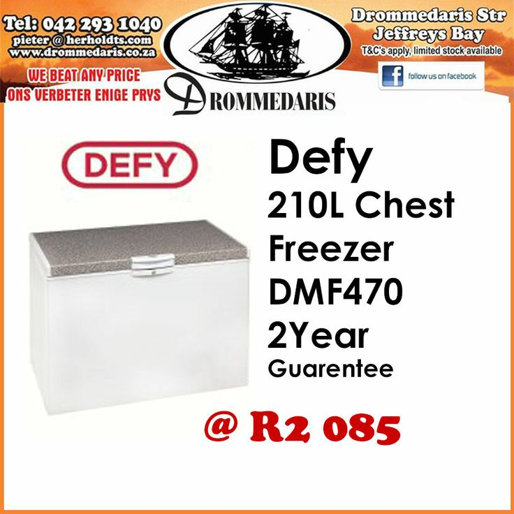 November special on a chest freezer. #specials #appliances