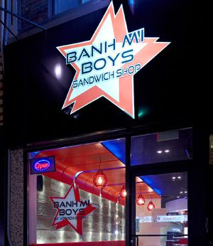 Banh Mi Boys #AsianFusion #Restaurant #Toronto #Food