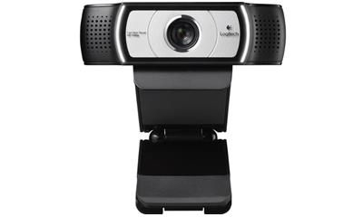 The #Logitech C930e features a 90-degree extended view, RightLight 2 technology, 4x digital zoom, pan & tilt zoom and compatible with most UC and #web #conferencing applications.