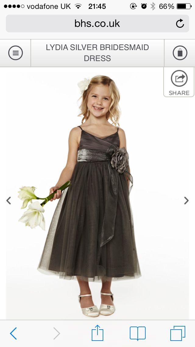 16 besten bridesmaid and flower girl dresses Bilder auf Pinterest ...
