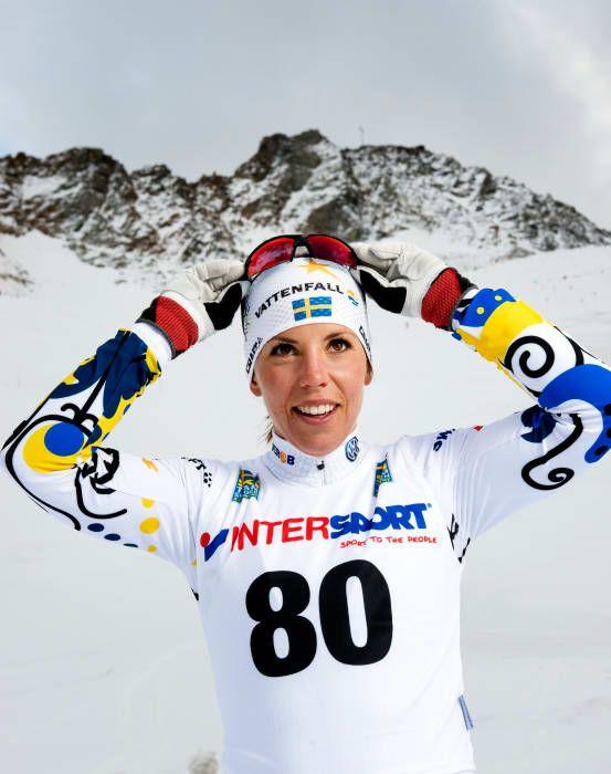 Falun Race Suit, Charlotte Kalla - Craft Sportswear International