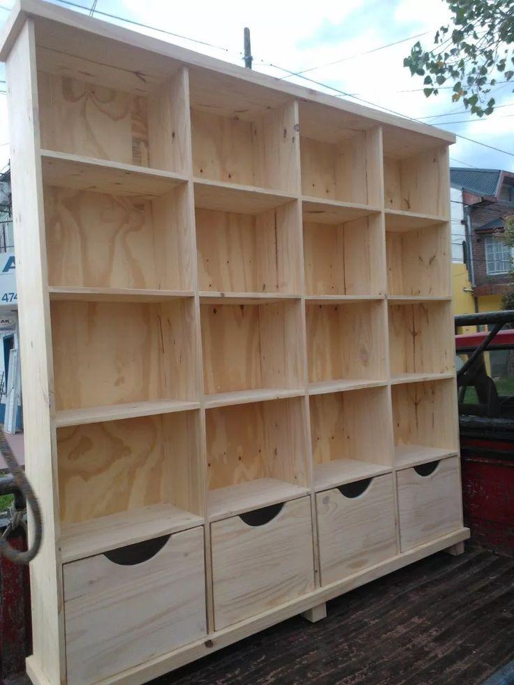 17 mejores ideas sobre closets de madera modernos en for Muebles de cocina de madera modernos