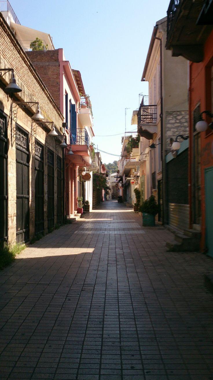 Patra. Greece.