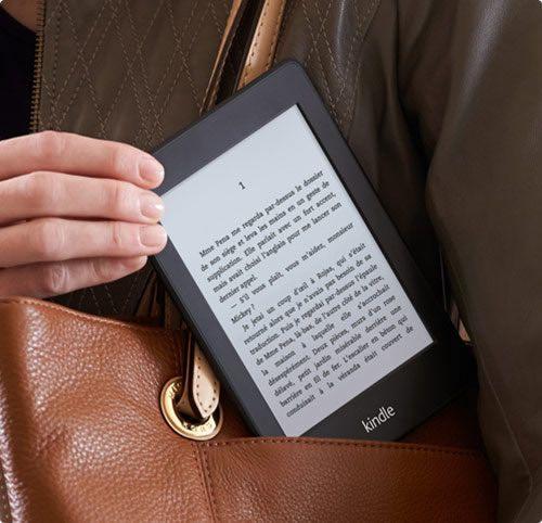 Epic Le Kindle Paperwhite u Id e cadeau cool