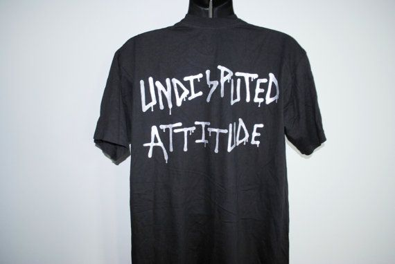 1996 Slayer Undisputed Attitude Vintage 90's Cult by VTGdallas