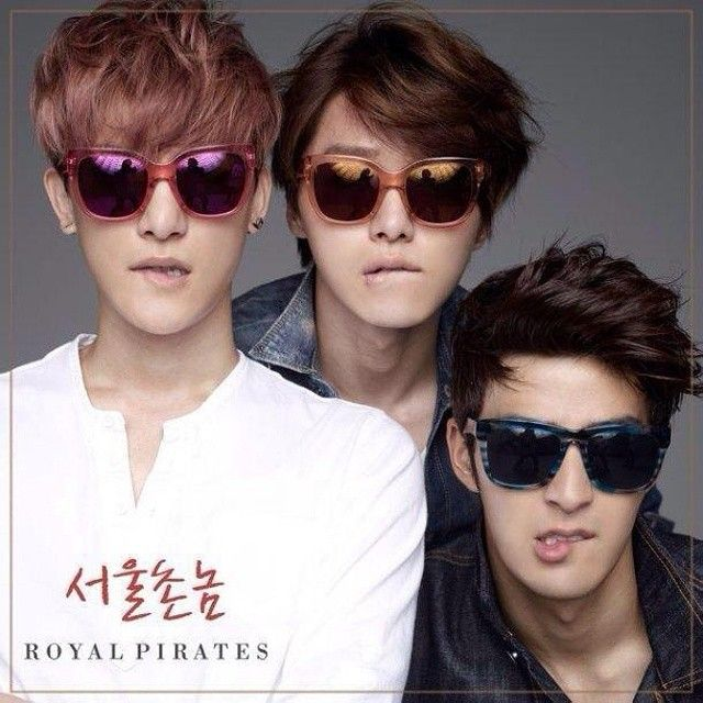 I am serious... this band is one you need to know about! Massively talented, dedicated (the mere things they have overcome is astounding) and purely charismatic through their sound, Royal Pirates are worth it. #RoyalPirates