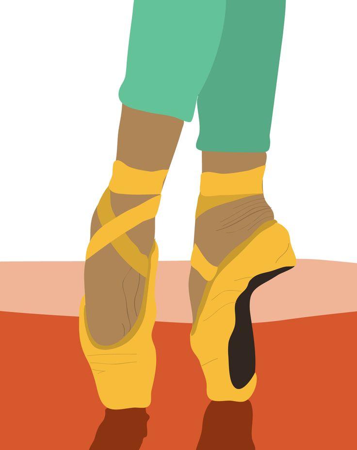 Dancer #art #design #illustration #dance