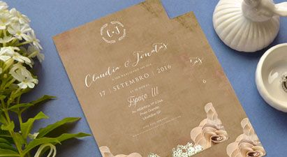 #convites #wedding #convitesdecasamento #modelosdeconvites #brasao #praia #rustico #floral #monograma #baixar #fazer #DIY