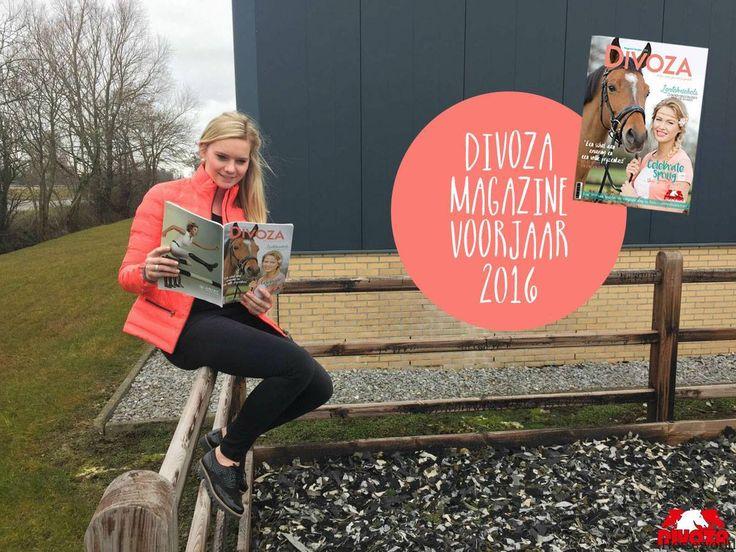 IN HET NIEUW NAAR BUITEN • Bekijk de voorjaarscollectie in het nieuwe Divoza Magazine 2016. Online bladeren en inspiratie op doen kan hier → http://www.divoza.com/nl//magazine #divoza #divozahorseworld #magazine #voorjaar #spring #voorjaarsmagazine #divozamagazine #inspiratie #mode #fashion #equestrian #ruitersport