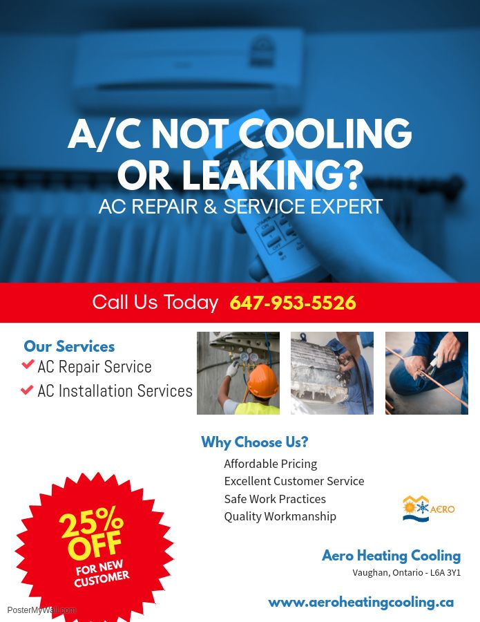 Are You Experiencing Issues With Your Air Conditioner Call