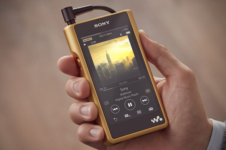 Sony NW-WM1Z Walkman 2