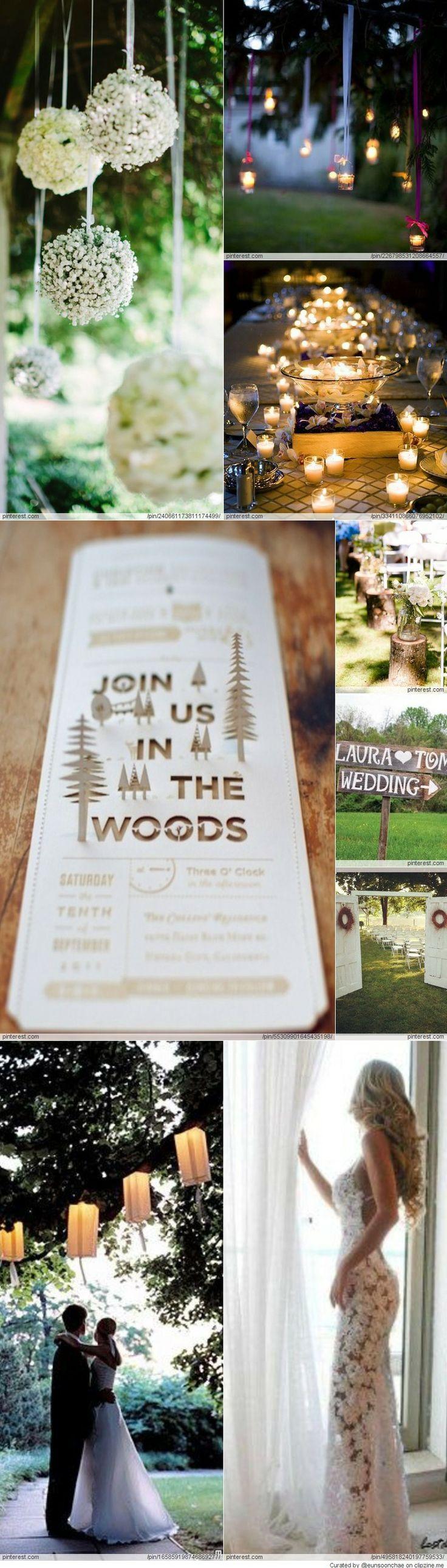 For Outdoor Weddings