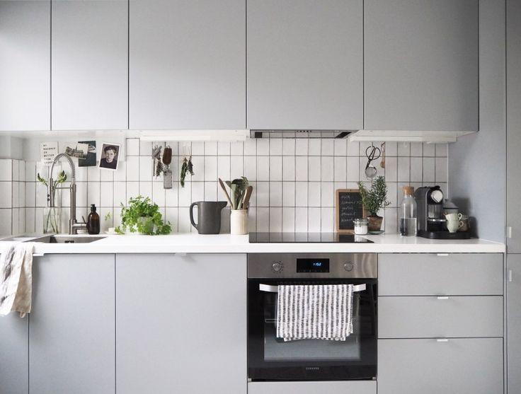 Ikea VEDDINGE kitchen