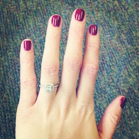 Yours Truly: At-Home Gel Manicure