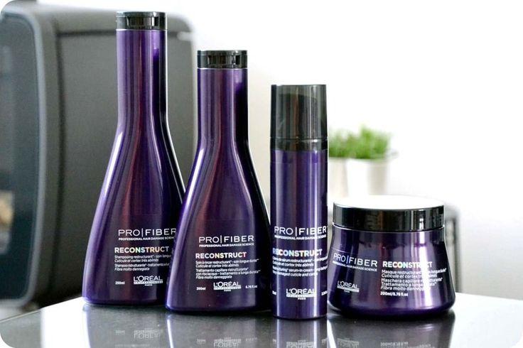 Уход Pro Fiber для очень сильно поврежденных волос. Включает целый набор продуктов, восстанавливающих волосы по всей длине и обеспечивающих их гладкость и красоту. Средства Про Файбер Реконстракт от Лореаль Профессионал включают инновационный молекулярный комплекс APTYL 100, благодаря которому волосы выглядят ухоженными и здоровыми. Результат: Эластичность, шелковистые волосы, питание, упругость, и восстановление. Запись по тел.: 📞 050-321-84-36; 067-541-37-46 Салон красоты и цветов Viva…