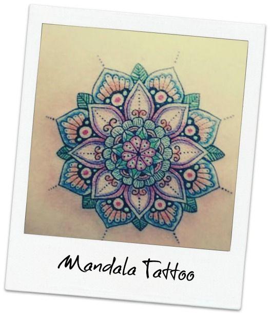 Il tatuaggio di un Mandala non lo si fa per moda, è uno dei simboli più profondi e con significato che ci si possa tatuare. Se state valutando l'idea di ta