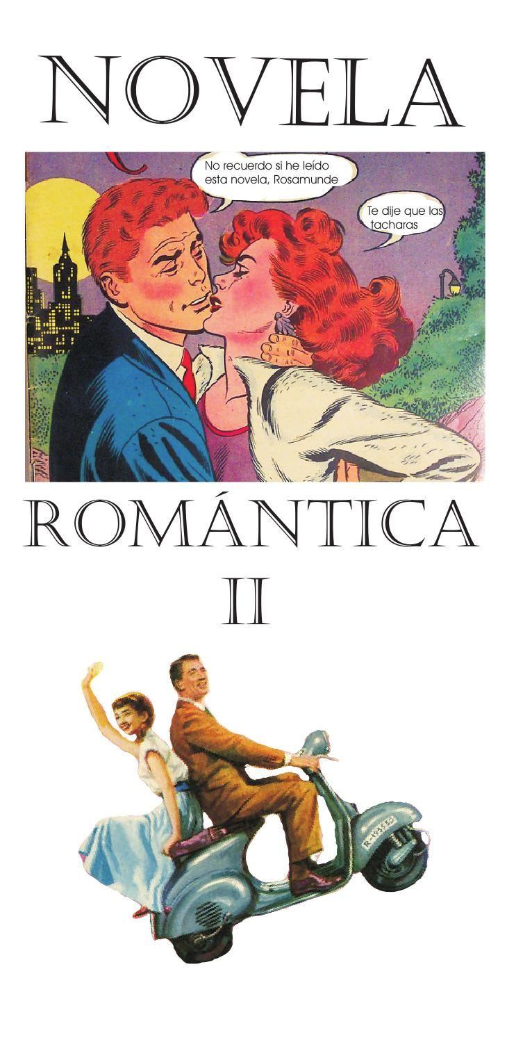 Novela romántica. Segunda Parte